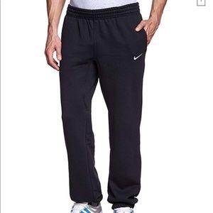 Men Nike Sweatpants M Black
